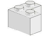 %2357 ブロック[白]2x2(L字)