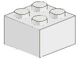 %3003 ブロック[白]2x2