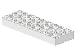 %6212 ブロック[白]4x12