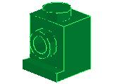 %4070 ブロック[緑]1x1(ヘッドライト)