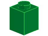 %3005 ブロック[緑]1x1