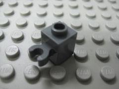 %60475b ブロック[新濃灰]1x1(垂直クリップ)