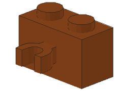 %30237 ブロック[新茶]1x2(垂直クリップ)