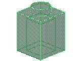 %3005 ブロック[透明緑]1x1