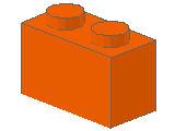 %3004 ブロック[オレンジ]1x2