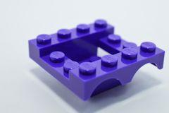 %24151 マッドガード[青紫]4x4x1.3(ダブル)