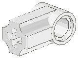 %32013 angle connector[白] No1