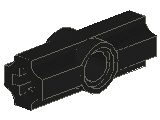 %32034 angle connector[黒] No2