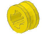 %4265C ハーフブッシュ[黄]