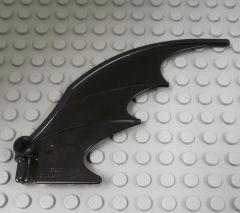 %55706 ドラゴンの羽[黒]8x10(軸付)