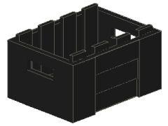 %30150 アドベンチャー・チェスト[黒](4x3x1.6)