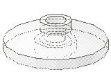 %4740 レーダー・アンテナ[透明]2x2