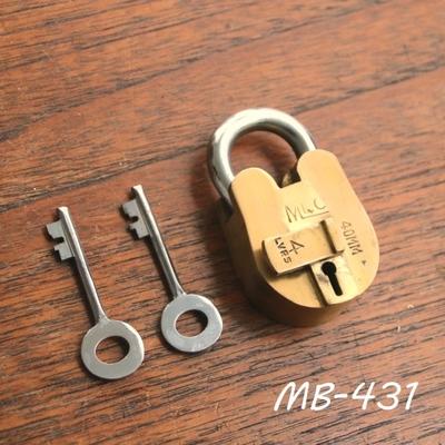 MB-431 クラシック南京錠  MB-431