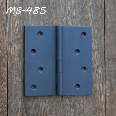 MB-485 真鍮蝶番01 黒色 MB-485