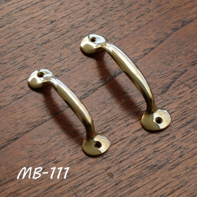 MB-111 ハンドル 真鍮磨き MB-111