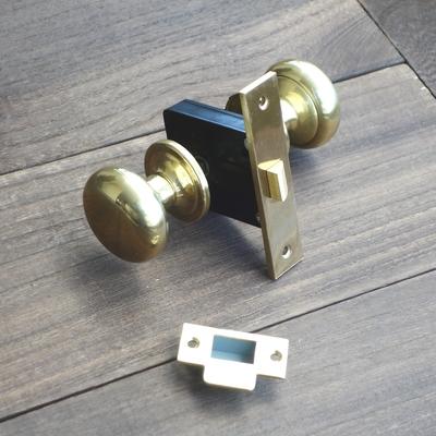 MB-456 真鍮製ドアノブ空錠 MB-456