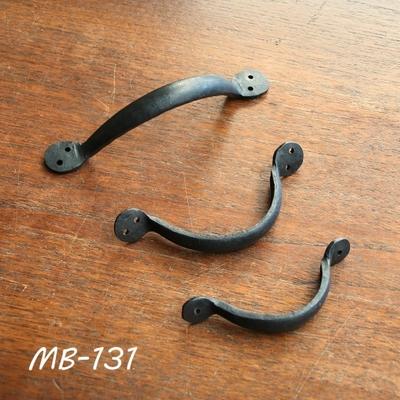 MB-131 鍛鉄ハンドル 黒  MB-131