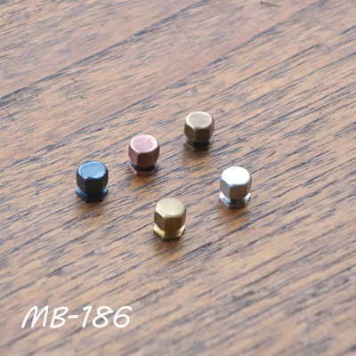 MBー186 真鍮極小六角撮み MB-186