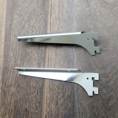 ロイヤル A-32/33 ウッドブラケット(左右) クローム