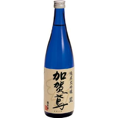 福光屋 加賀鳶 藍 純米大吟醸