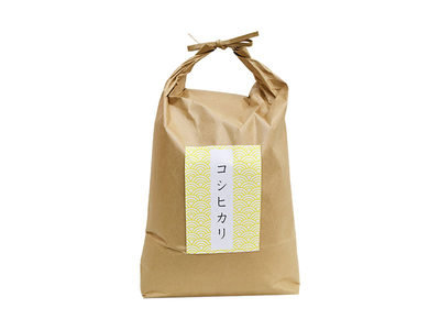 【令和2年産】コシヒカリ 5kg(精米)