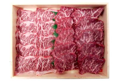 なぎビーフ奈義牛ももばら焼肉
