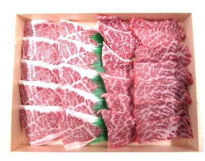 なぎビーフ奈義和牛ももばら焼肉