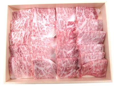 なぎビーフ奈義和牛ロース焼肉
