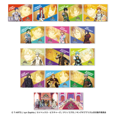 「KING OF PRISM -Shiny Seven Stars-」 ランチョンマット付きドリンクチケット