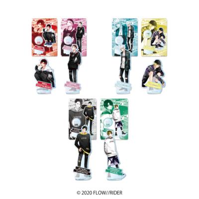 「Flow//Rider」アクリルスタンド 03