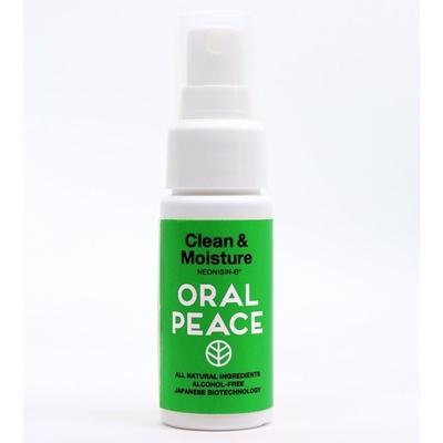 【ORALPEACE】オーラルピース クリーン&モイスチュア スプレー  30ml