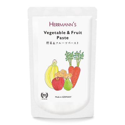 【ヘルマン】野菜&フルーツ・ペースト