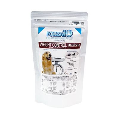 【フォルツァディエチ】ウェイトコントロールアクティブ 体重・血糖値ケア(小粒)