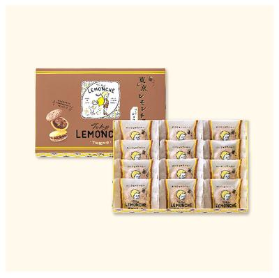東京レモンチェ(ぼくのショコラハニー)12個入