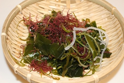 お手頃サイズの海草サラダ 100g