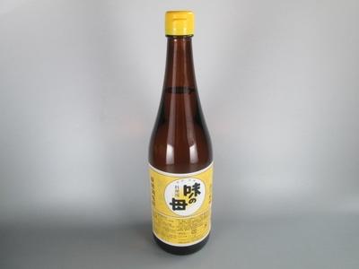 味醂のうまみ・酒の風味!味の母 720ml