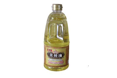 圧搾一番搾り 純正菜種油 1本(910g)