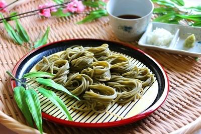 海と山のコラボ 焼き海苔そば 200g(乾麺)