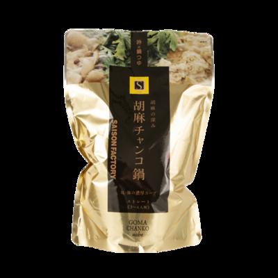 あったか鍋つゆ「胡麻チャンコ鍋」750g