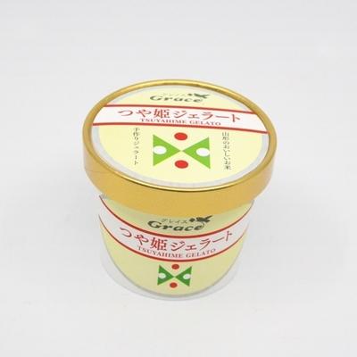 つや姫ジェラート 125ml【冷凍】