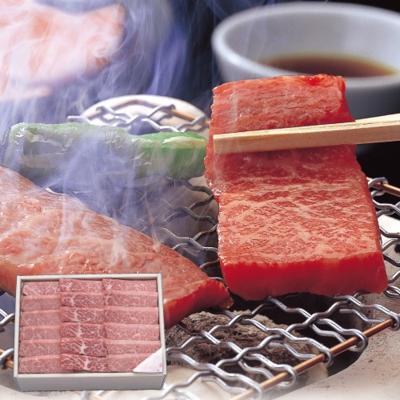 米沢牛カルビ(肩三角)焼肉用 500g【冷蔵】