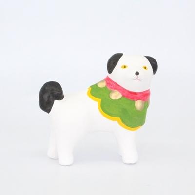 相良人形 立犬