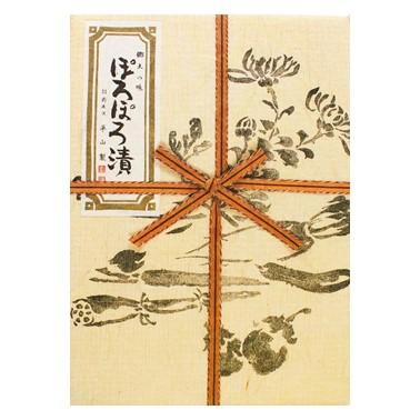 ぽろぽろ漬(化粧箱詰)400g