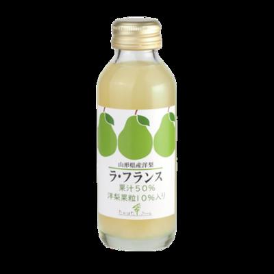 ラ・フランス果汁入り飲料 133g