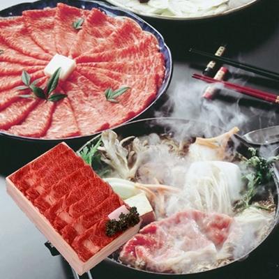 米沢牛ロースすき焼き用 400g【冷蔵】