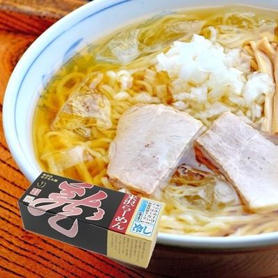 【季節限定】米沢ラーメン冷やし 4食入り