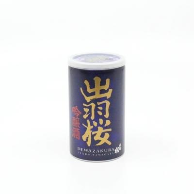 出羽桜 吟醸缶180ml