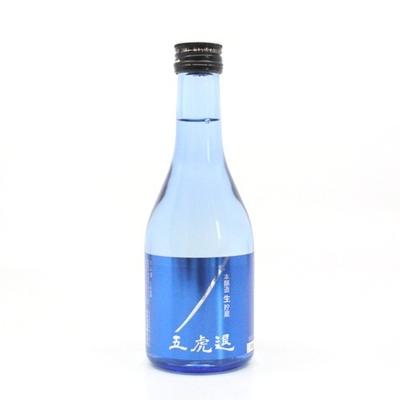 【数量限定】香梅 本醸造「五虎退ラベル」 300ml