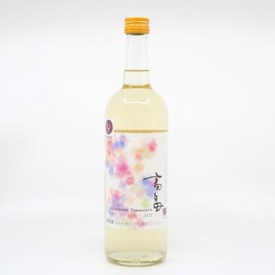高畠 新酒デラウェア【白・甘口】2021