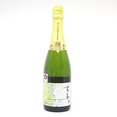 高畠 新酒スパークリングデラウェア【白・辛口】2021